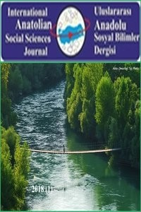 International Anatolian Journal of Social Sciences