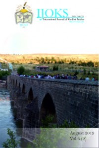 International Journal of Kurdish Studies