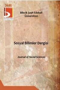 Bilecik Şeyh Edebali University Journal of Social Science