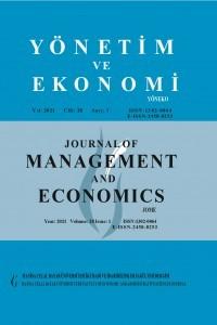 Yönetim ve Ekonomi Dergisi
