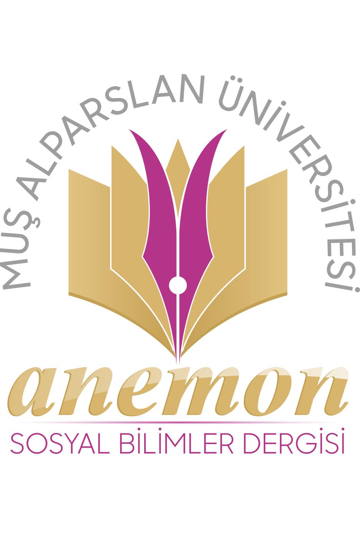 Anemon Muş Alparslan Üniversitesi Sosyal Bilimler Dergisi