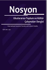 NOSYON: Uluslararası Toplum ve Kültür Çalışmaları Dergisi