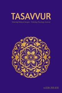 Tasavvur / Tekirdag Theology Journal