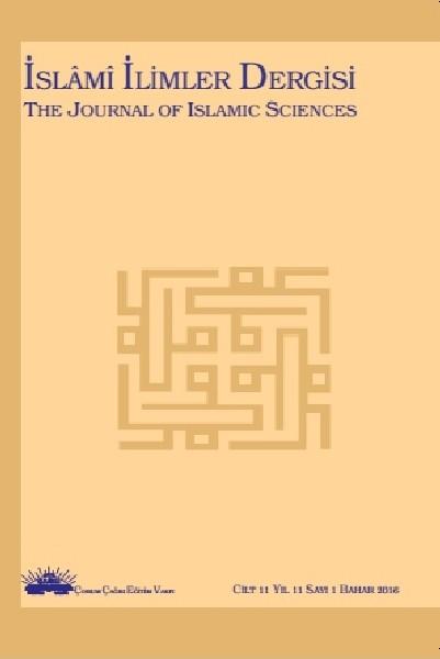İslami İlimler Dergisi