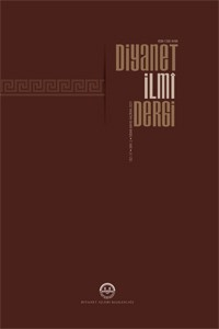 Diyanet İlmi Dergi
